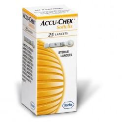 Акку-чек софткликс ланцеты №25