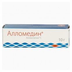 Алломедин гель с п/вирусным действием 4г