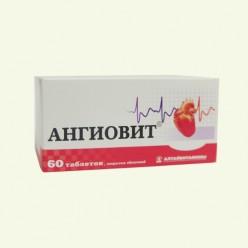Ангиовит таб. п.о №60