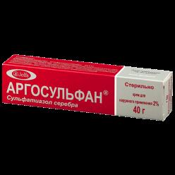 Аргосульфан крем 2% 40г №1