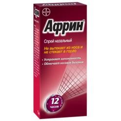 Африн спрей наз. 0,05% 15мл