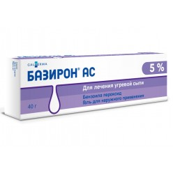 Базирон АС гель 5% 40г