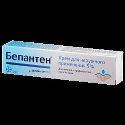 Бепантен крем 5% 30г №1