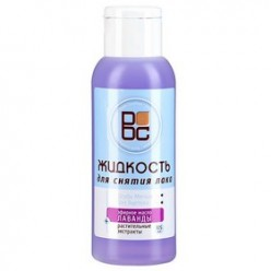 БиСи (bc) жидкость д/снятия лака увлажняющая масло льна-провитамин B5 б/ацетона 100мл