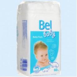 Ватные подушечки (диски) Бел беби падс №60