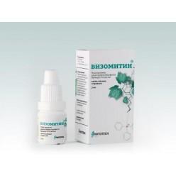 Визомитин капли гл. 0.155 мкг/мл 5мл