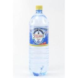 Вода минеральная Стэлмас О2 1,5л  (б/газ)