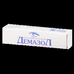 Демазол крем д/век 10мл