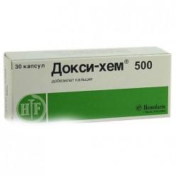 Докси-Хем капс. 500мг №30