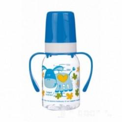 Канпол бутылочка с ручками 120мл  (11/821/210204009)
