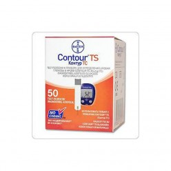 Контур ТС тест-полоски д/глюкометра №50