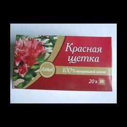 Красная щетка (родиола четырехчленная) фиточай 1,5г №20