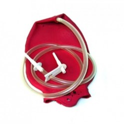 Кружка Эсмарха резиновая кр-альфа N3 2л