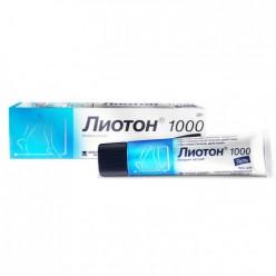 Лиотон 1000 гель 30г №1