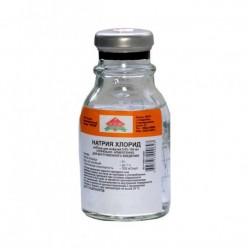 Натрия хлорид р-р д/инф. 0,9% 100мл №1