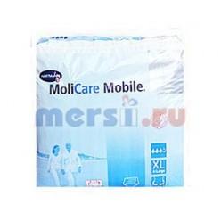 Подгузники-трусики Моликар мобиле XL №2  (9156220)
