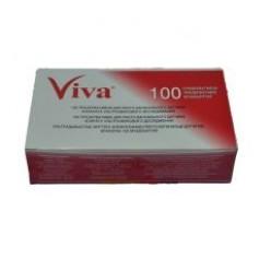Презервативы Вива д/узи №100 1/100