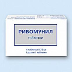 Рибомунил таб. 0,75мг №4