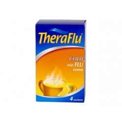Терафлю от гриппа и простуды пор. 22,1г №4  (лимон)
