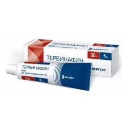 Тербинафин крем 1% 30г