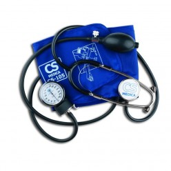 Тонометр механический СS Medica CS-105  (со встроенным фонендоскопом)