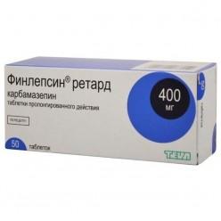 Финлепсин ретард таб.пролонг. 400мг №50