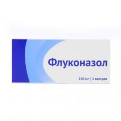 Флуконазол капс. 150мг №4