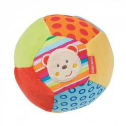 Baby nova мяч-погремушка из ткани с рисунком арт,31168